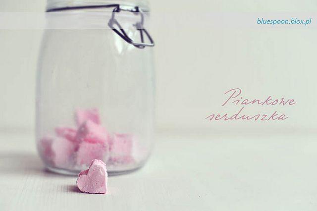 Różowe czy białe? Serca czy kwadraty? Domowe pianki!
