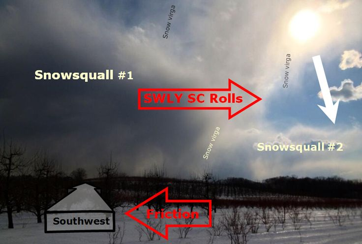 Tom Thomson loved snowsqualls...