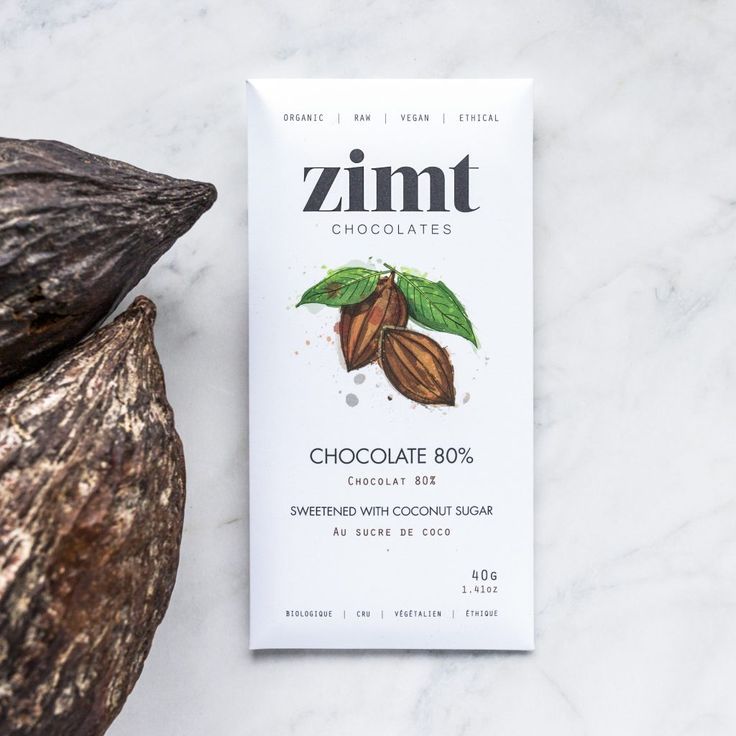 Zimt Chocolates:  Selection of organic, dairy free, raw and vegan chocolates!