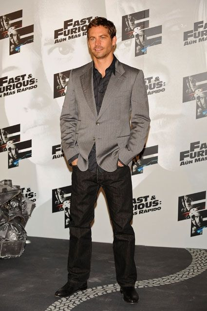 Entertainment Tonight - News - Remembering Paul Walker on His 41st Birthday