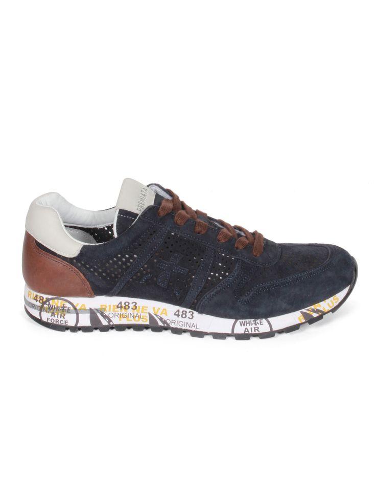 Premiata Bureau Chaussures De Bureau Noir Pour Les Hommes wev6Bu0