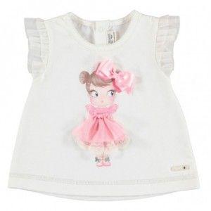 MAYORAL koszulka lalka 1032 30