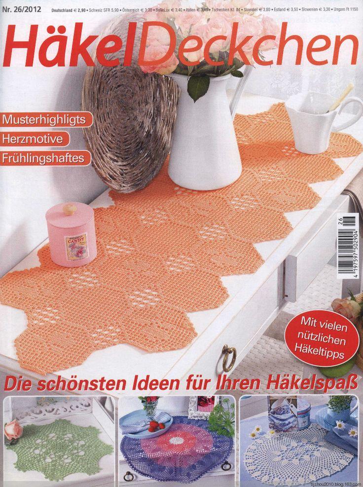 Hakel Deckchen №26 2012 - 紫苏 - 紫苏的博客