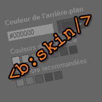 b:skin - Habillage CSS et définitions des variables CSS |  La balise   est une balise qui renferme un grand nombre de fonctionnalités Blogger.  ... | Auteur : @sorayal | En savoir plus : http://bloggercode-blogconnexion.blogspot.com/2013/06/b-skin-variables-definitions-css.html