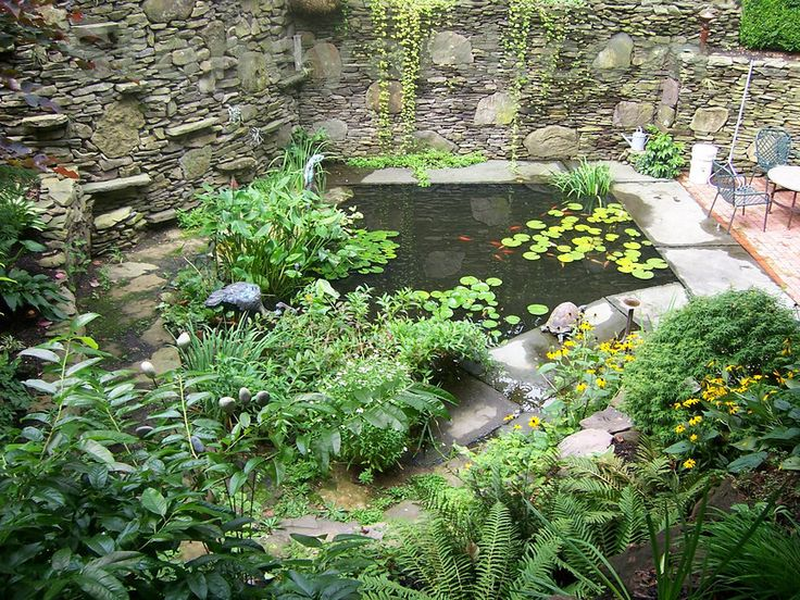 Natural stone siding for architecture koi for Stone koi pond