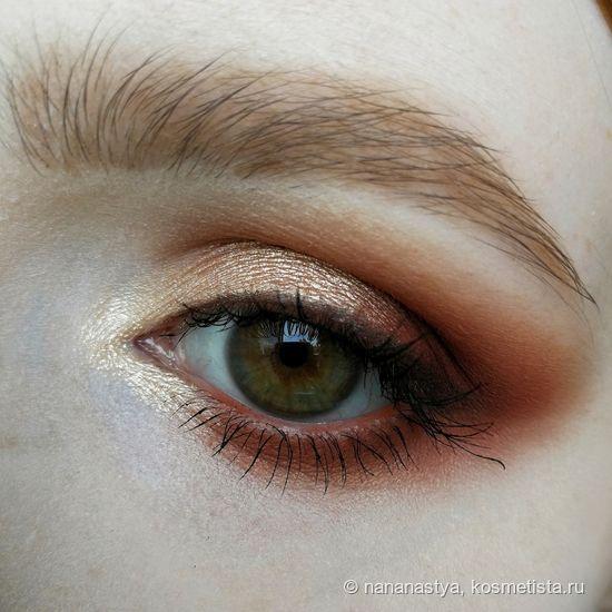 Урок макияжа в осенних тонах отзывы — Косметиста