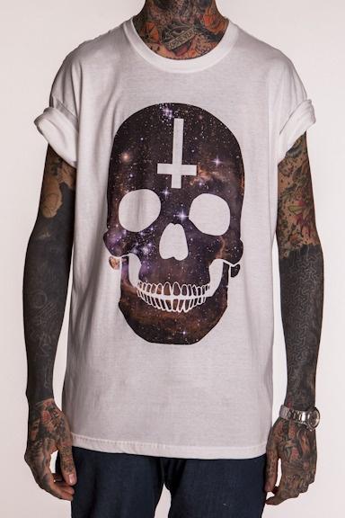 Abandon Ship Apparel - Cosmic Skull