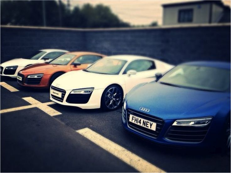 Welcome To The Audi R8 Corner. #Audi #R8 #vroom #technology