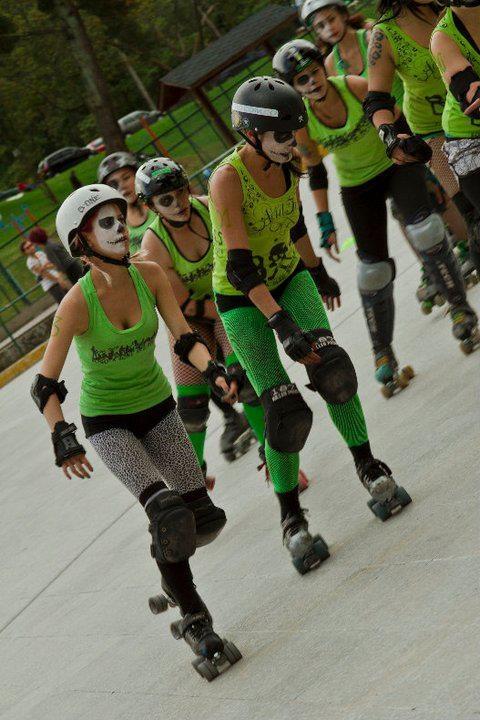 Roller Derby Colombia,  Bogota Bone Breakers  2011