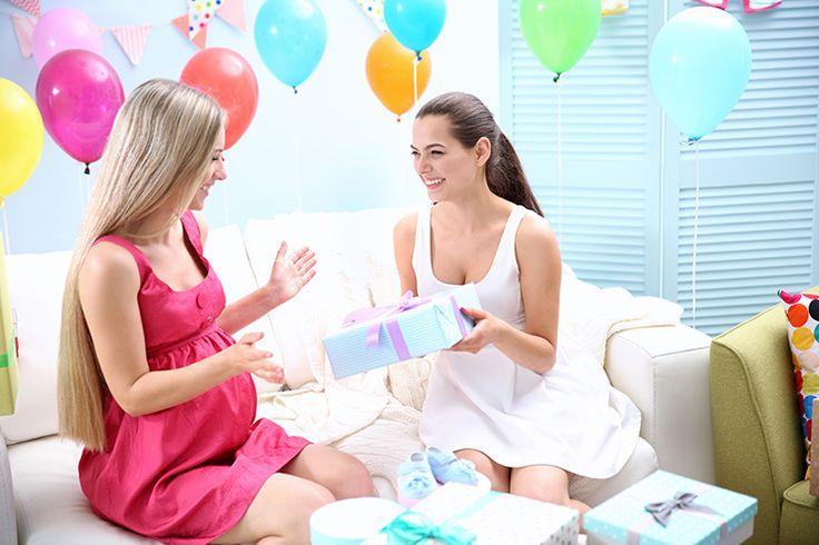 Baby shower partisi için yıldızımız bombeli göbeğiyle anne adayıdır. Peki parti nasıl organize edilir? Baby Shower'a giderken hangi hediyeler alınabilir?