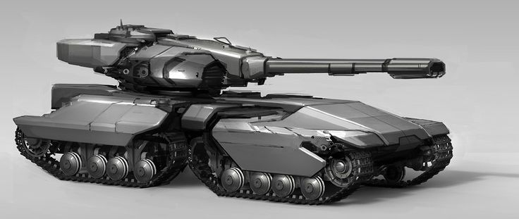 concept tanks: Sam Brown concept tanks.
