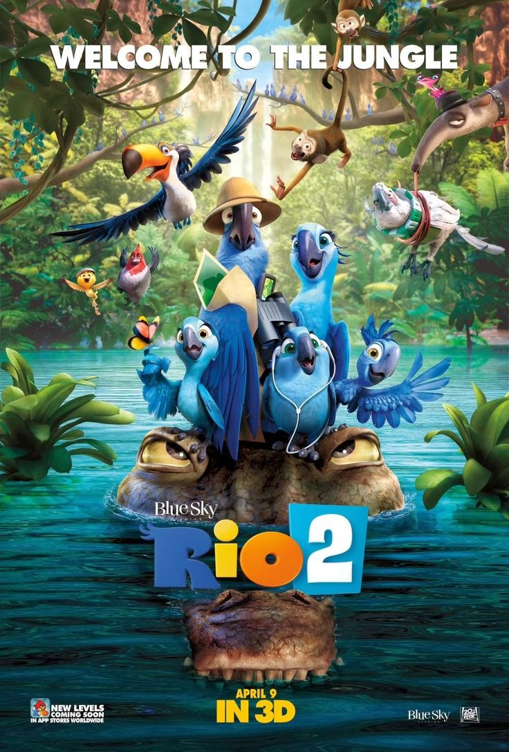 rio 2 movie - Google Search