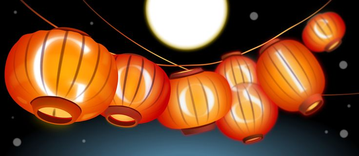 Lantern Festival 2012 [Праздник фонарей] /This doodle was shown: 06.02.2012 /Countries, in which doodle was shown: China, Hong Kong, Taiwan