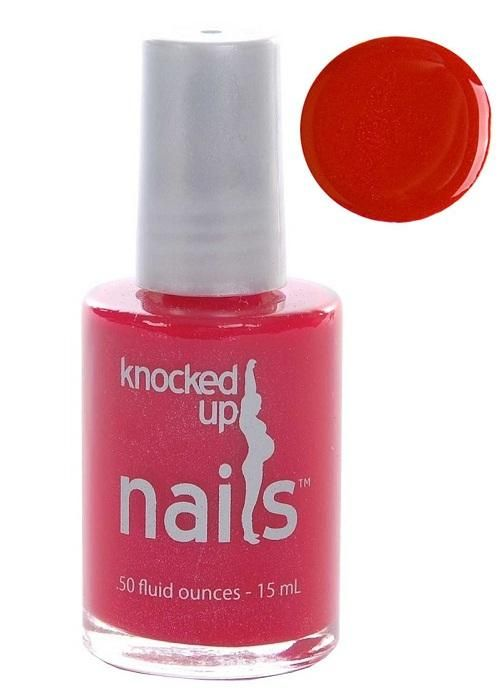 Red Nail Polish Safe For Pregnant Women Moms Night Out