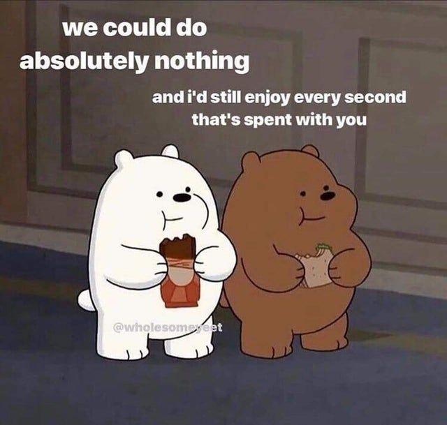 Wholesomememes On Twitter Cute Love Memes Cute Memes Wholesome Memes
