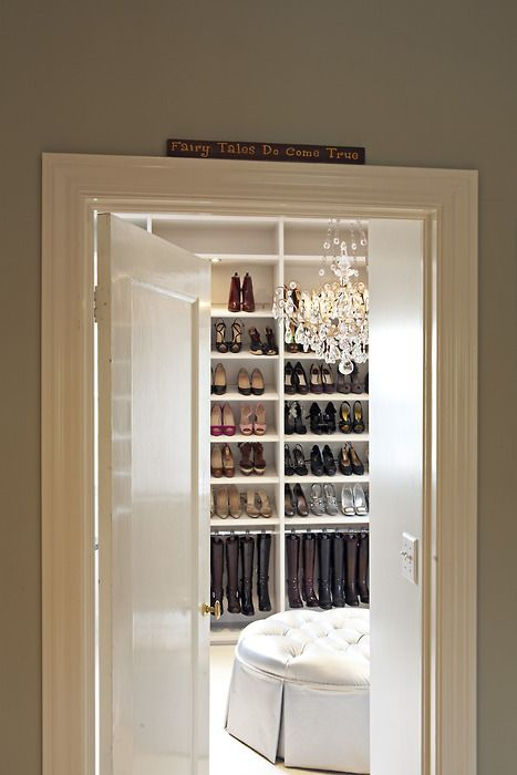 23 Best Walk In Wardrobes Fitted Closets Images On Pinterest