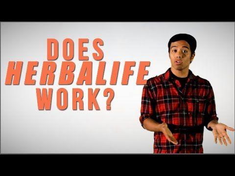Does Herbalife Work?