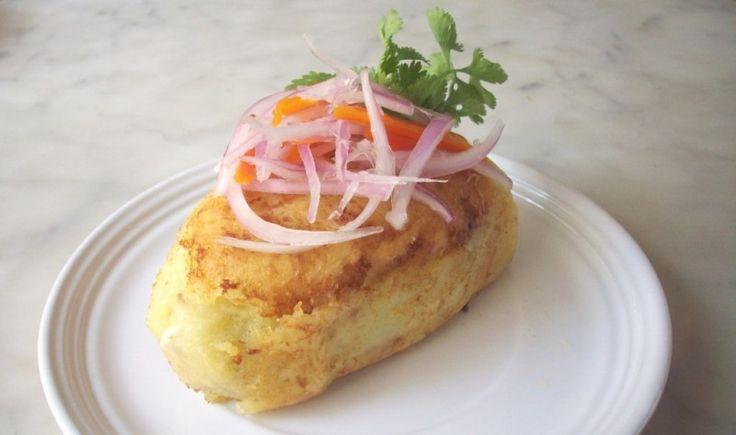 How to make Papa Rellena, Step by Step // Peru Delights
