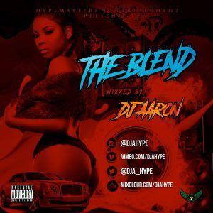 DJ AARON  THE BLEND