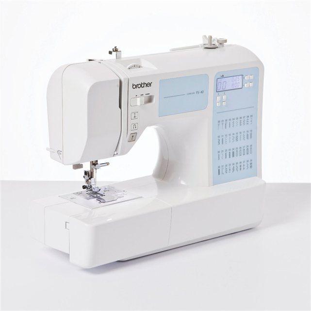 Machine à coudre électronique fs-40 Brother | La Redoute