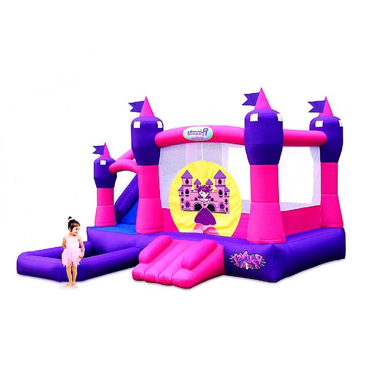 How To Buy Low-price And Best Kids Princess Palace Combo? Our Provide Commercial Bounce House, Discount Water Slide, Cheap Bouncy Games In Sale Inflatables Online