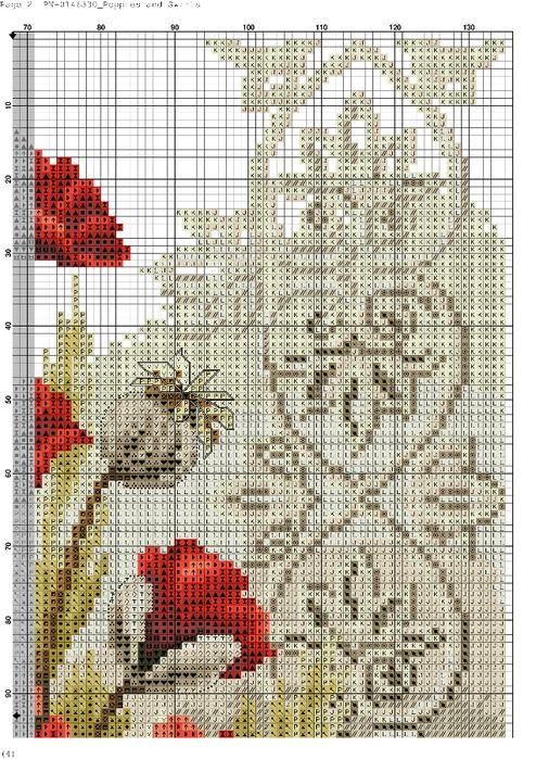 Poppies and Swirls-002 (494x700, 506Kb)