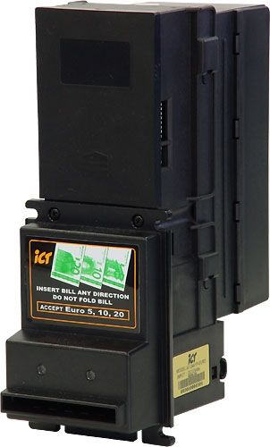 368.00$  Buy now - http://aliow8.worldwells.pw/go.php?t=516072866 - Bill acceptor with cash box for Brazil Argentina Australia Chile Canada Mexico Peru Casino Slot Game Machine Arcade Game Cabinet