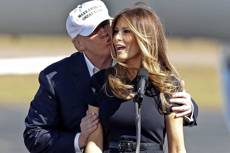 Melania Trump: la femme de Donald Trump, immigrée, top modèle et avaleuse de couleuvres