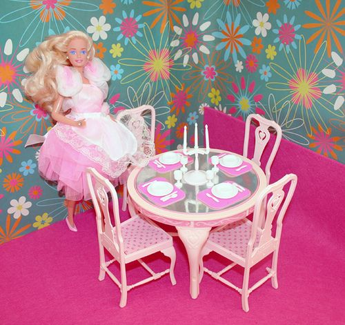 Barbie Room: 57 Best Images About Barbies On Pinterest