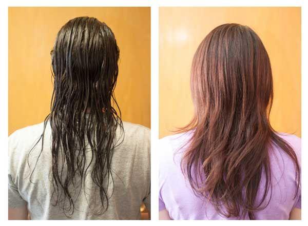 Deep Hair Conditioner with Essential Oils - Sarah Titus