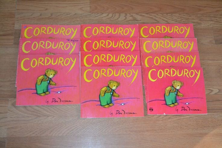 Corduroy Book lot of 11, paperback, Don Freeman, Picture books Children, Teacher