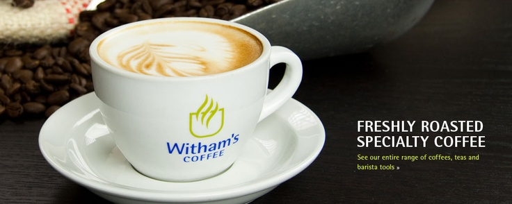Witham's Coffee at Sydney, NSW