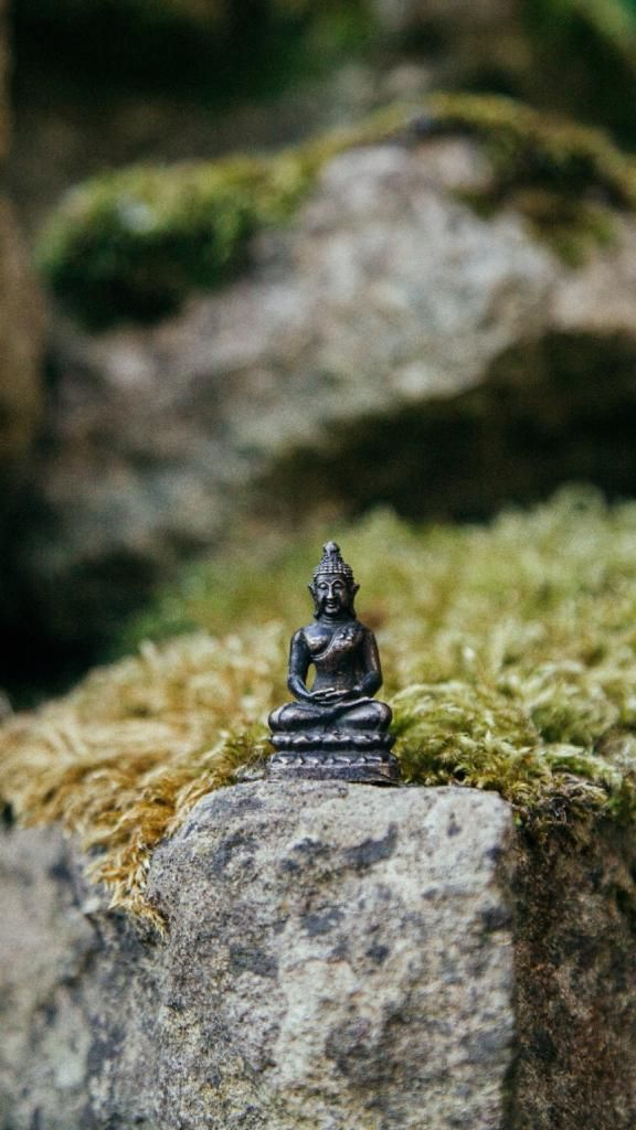 Cool Iphone Wallpapers Iphone7 Iphone8 Tiny Buddha Awesome