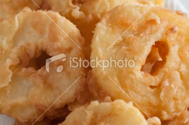 Fried Apple Royalty Free Stock Photo $2