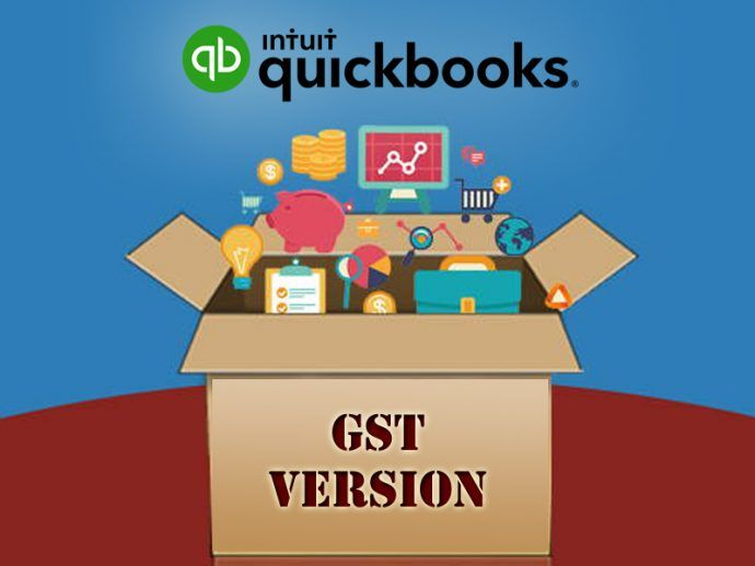 Intuit QuickBooks brought out a GST (Goods and Services Tax) ready version of its online accounting product. In the recent backdrop of GST launching in India, the country's business establishment is facing unease in running their regular operations as usual.