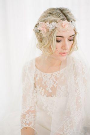 20 Glamorous Bridal Hair Styles