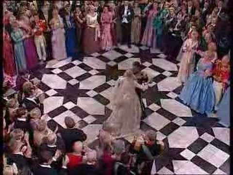 Frederik & Mary of Denmark's Wedding Waltz