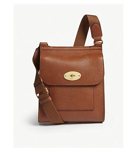 MULBERRY - Antony small leather cross-body bag  c04b1ad2643c2