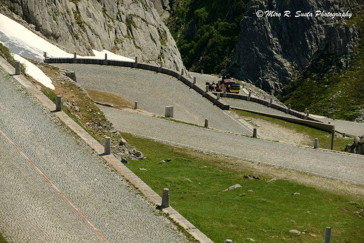 Tremola Road, Switzerland