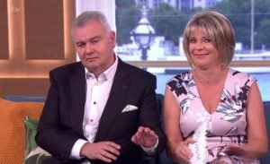 Eamonn and Ruth shock viewers by pulling sex faces on This Morning