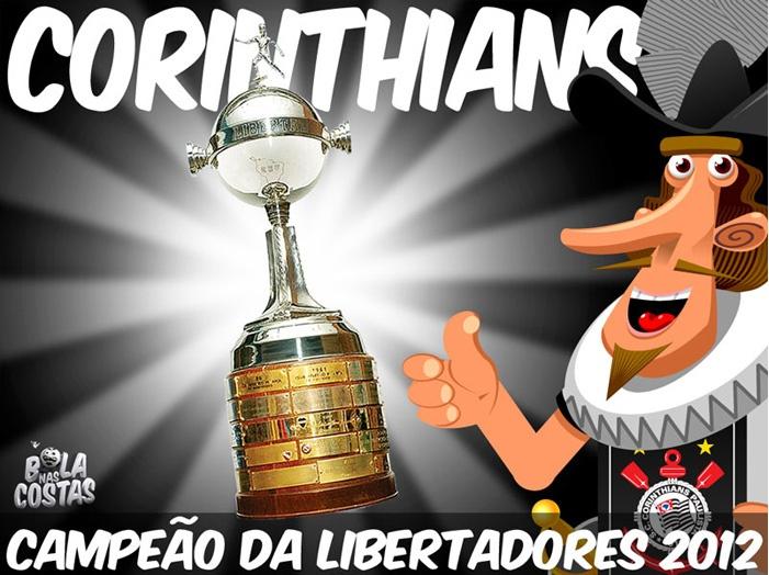 Campeão Libertadores da América 2012