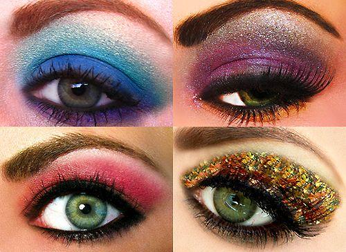 awesome: Discos Ball, Eye Shadows, Color, My Life, Makeup Ideas, Makeup Looks, Eyeshadows, Green Eye, Eye Makeup Tutorials