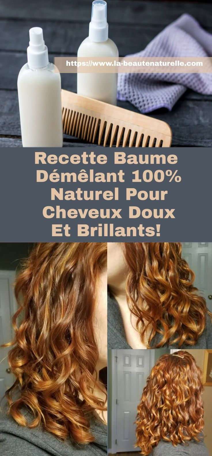 recette baume d m lant 100 naturel pour cheveux doux et. Black Bedroom Furniture Sets. Home Design Ideas