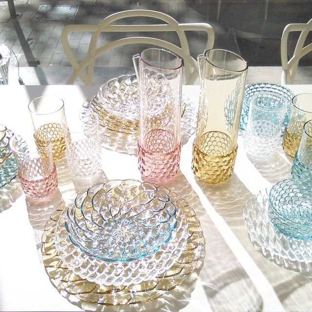 Jellies Family by Patricia Urquiola for Kartell