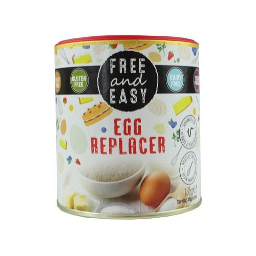 Free and Easy Gluten Free Vegan Egg Replacer - 135g