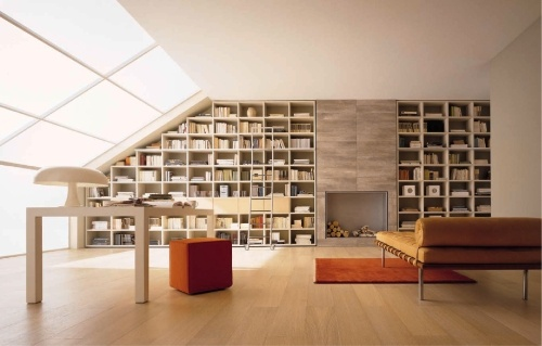 poliform bookcases