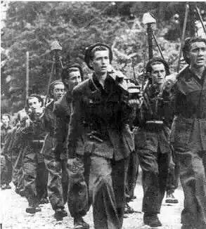 GNR - Guardia Nazionale Repubblicana - allievi ufficiali battaglione Orvieto 1944, pin by Paolo Marzioli