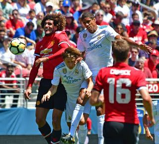 Blog Esportivo do Suíço:  Casemiro acerta no tempo normal, erra nos pênaltis, e Real cai diante do United