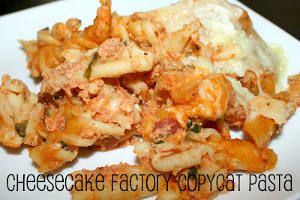 This Cheesecake Factory Copycat Four Cheese Pasta recipe will satisfy your cravings for The Cheesecake Factory without the need for a long car ride or expensive meal. This simple pasta recipe can be prepared and put on the table in under an hour.