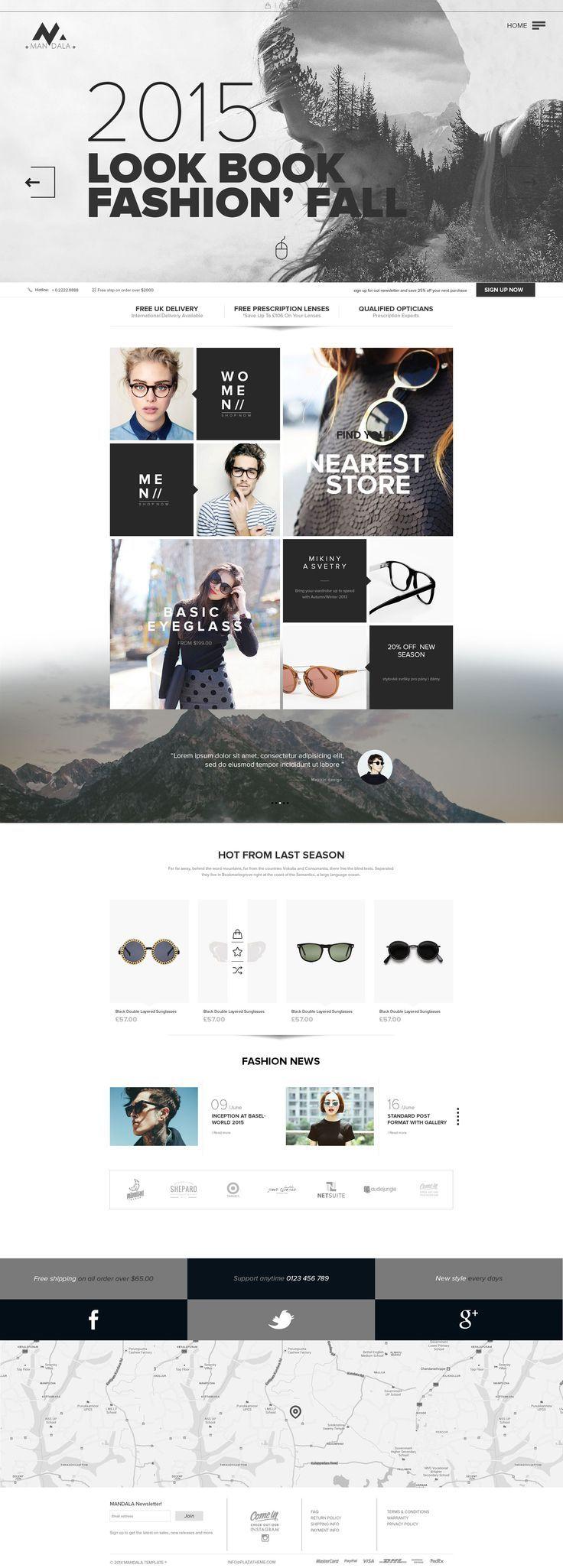 Ecommerce Website Designe